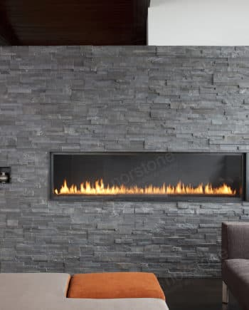 Charcoal Residential San Francisco Fireplace