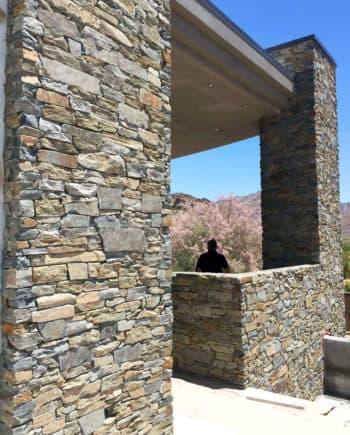 Collins Residential Facade Stone Cladding