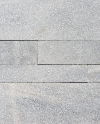 Silver Quartz Stone Veneer Strips