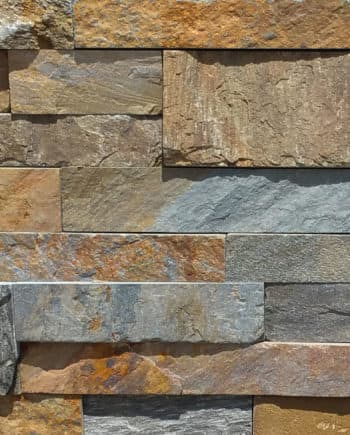Ochre XL Stacked Rock Panel